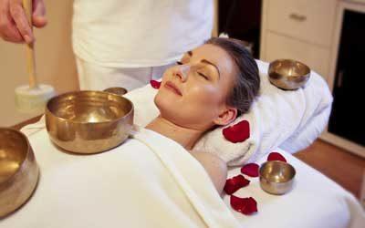 Terapia de Som com Taças Tibetanas