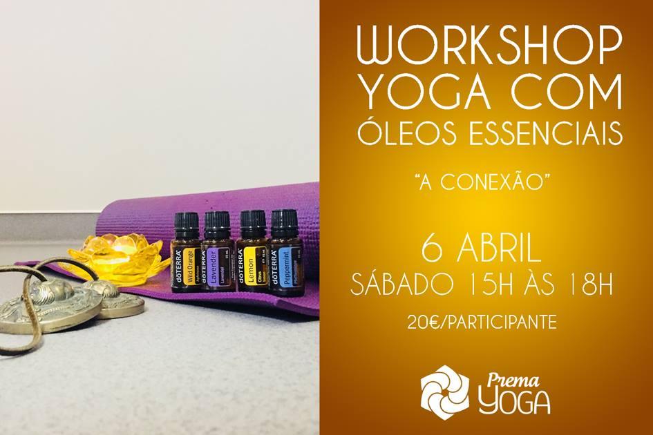 Yoga com Óleos Essenciais - Abrir o Coração ao Amor